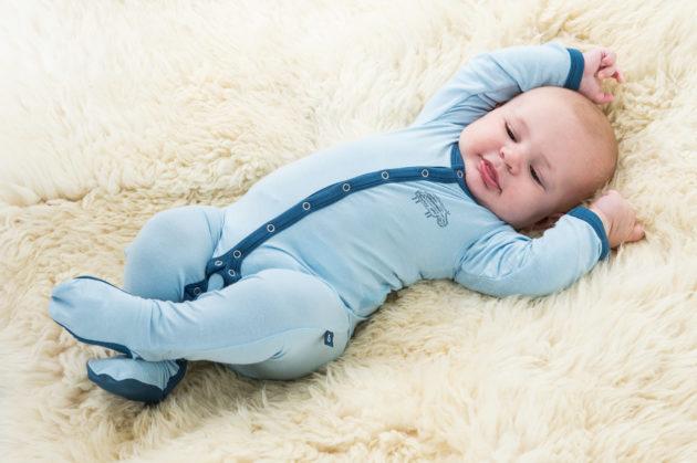Одежда для новорожденных – слипы. Как выбрать размер слипа?