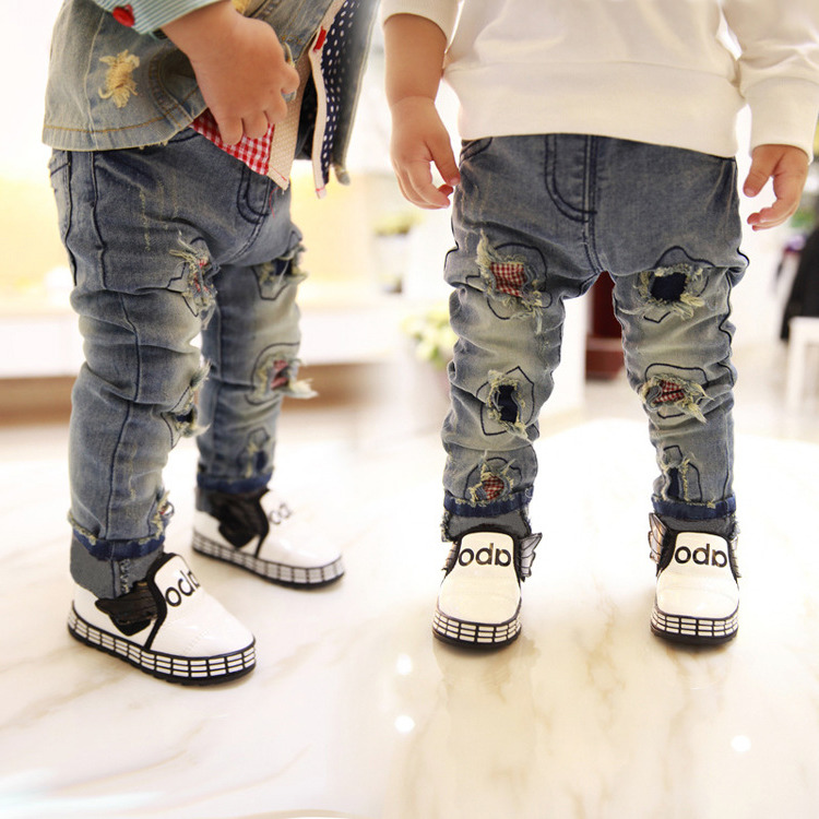 Основы правильного выбора детских джинсов