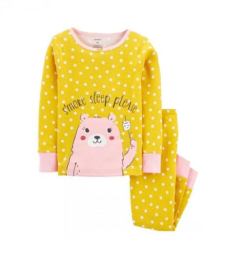Купити Пижама 100% Snug Fit Cotton PJs Carters (2j115510) - фото 1