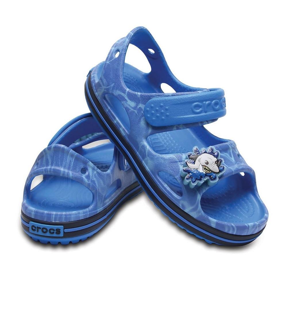 Купити Сандалі Crocs Kids Crocband II LED Sandal - фото 1