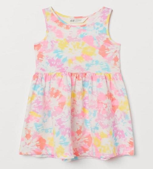 Купити Сарафан H&M Pink/Tie-dye - фото 1