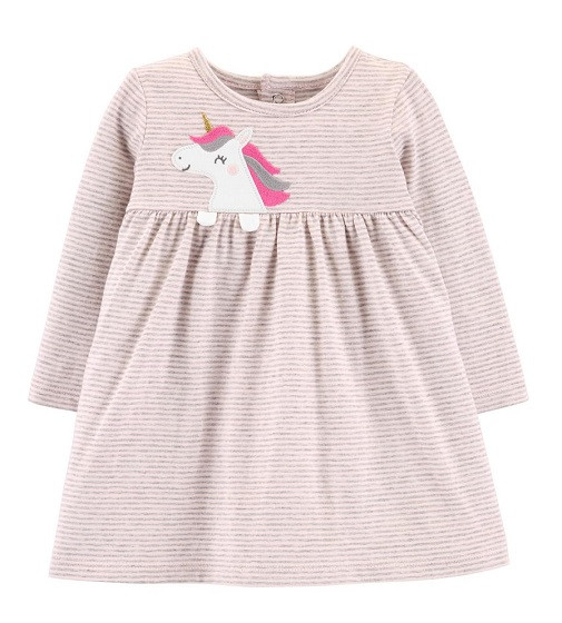 Купити Сукня з трусиками Carters Unicorn: Pink - фото 1