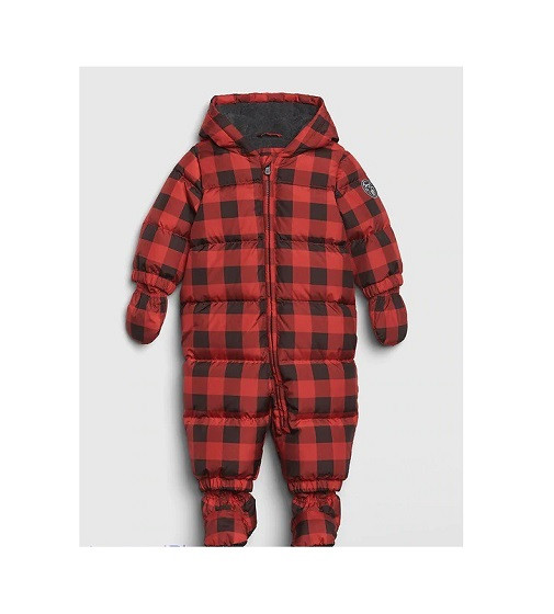 Купити Комбінезон на пуху Baby ColdControl Ultra Max Snowsuit Gap (473862) - фото 1