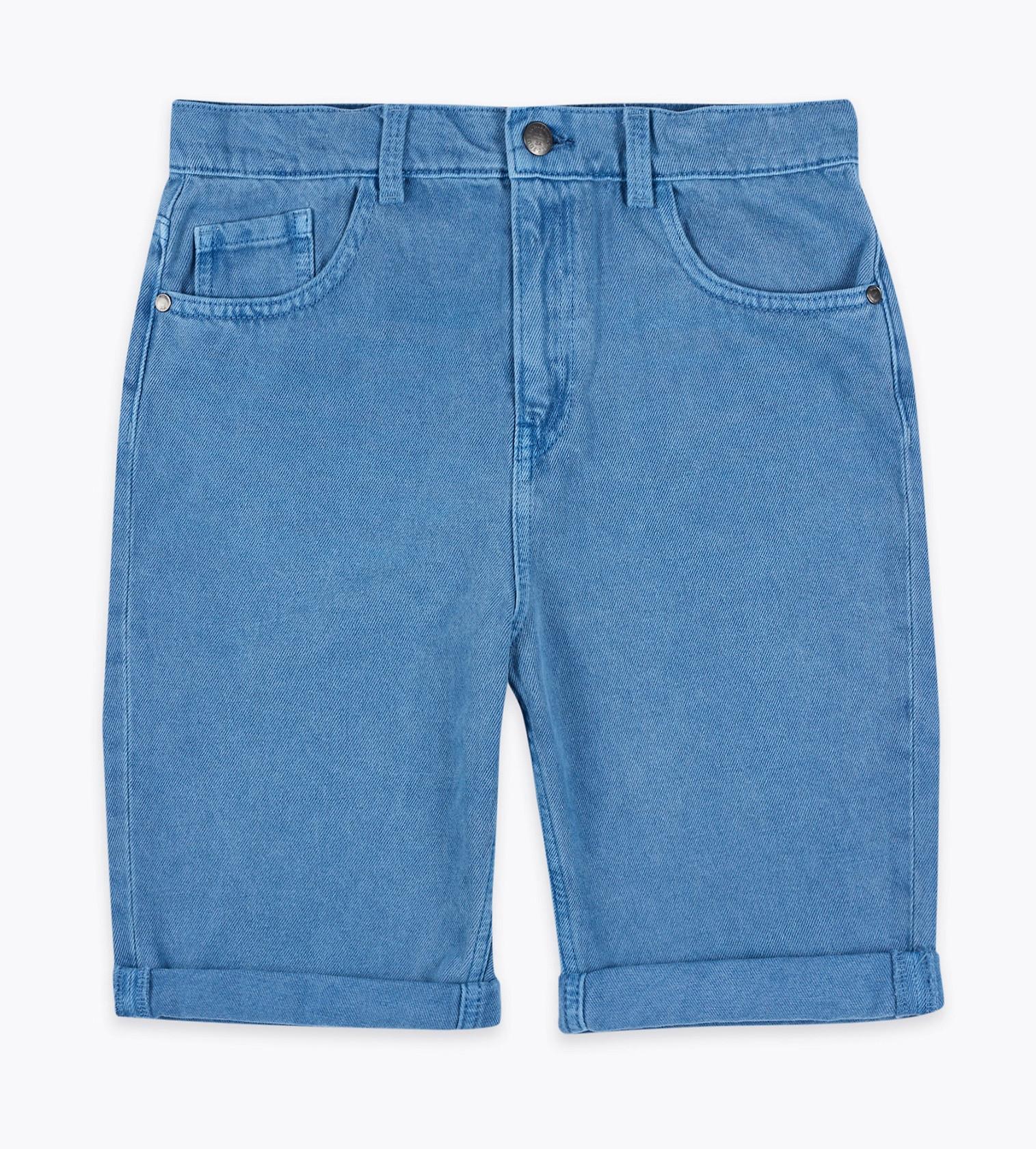 Купити Джинсові шорти M&S Blue - фото 1