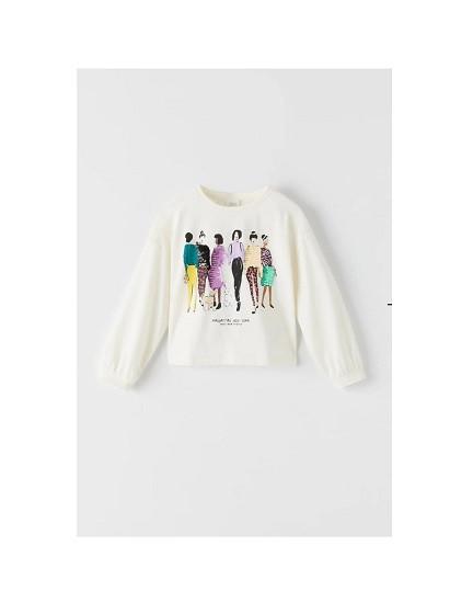Купити Реглан Шість дівчаток - фото 1