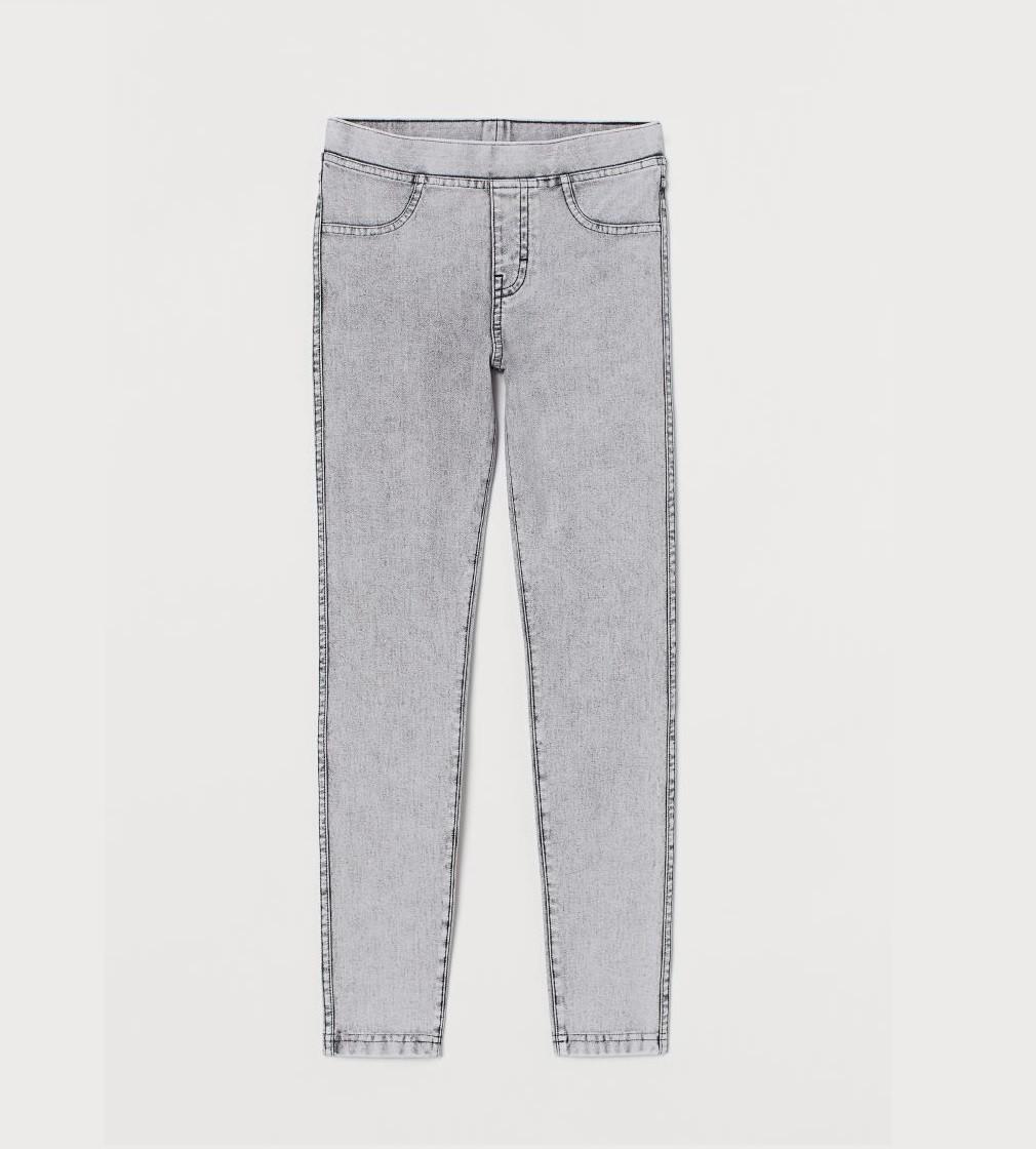 Купити Джинси H&M світло-сірі - фото 1