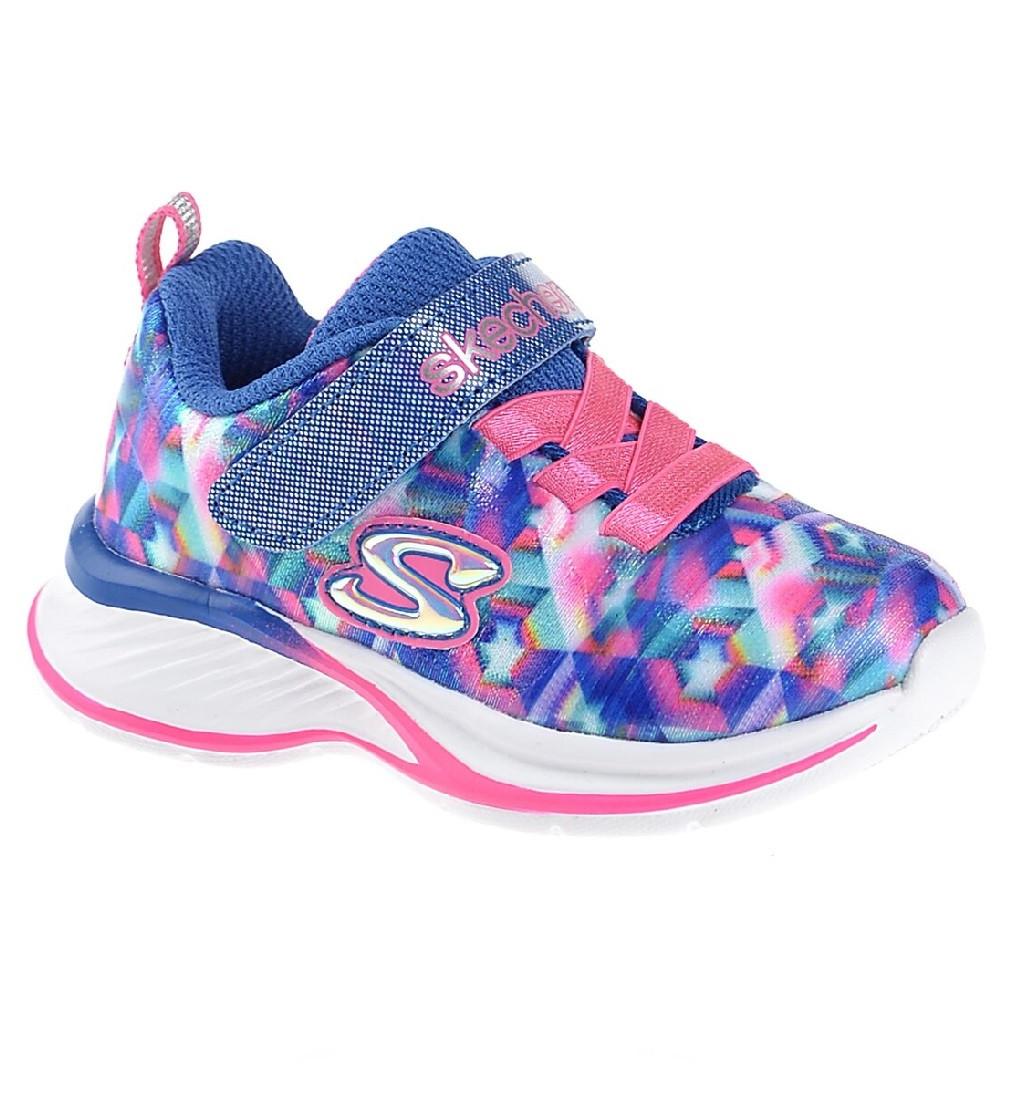 Купити Кросівки Skechers JUMPIN JAMS NEON BULE / MULTI - фото 1