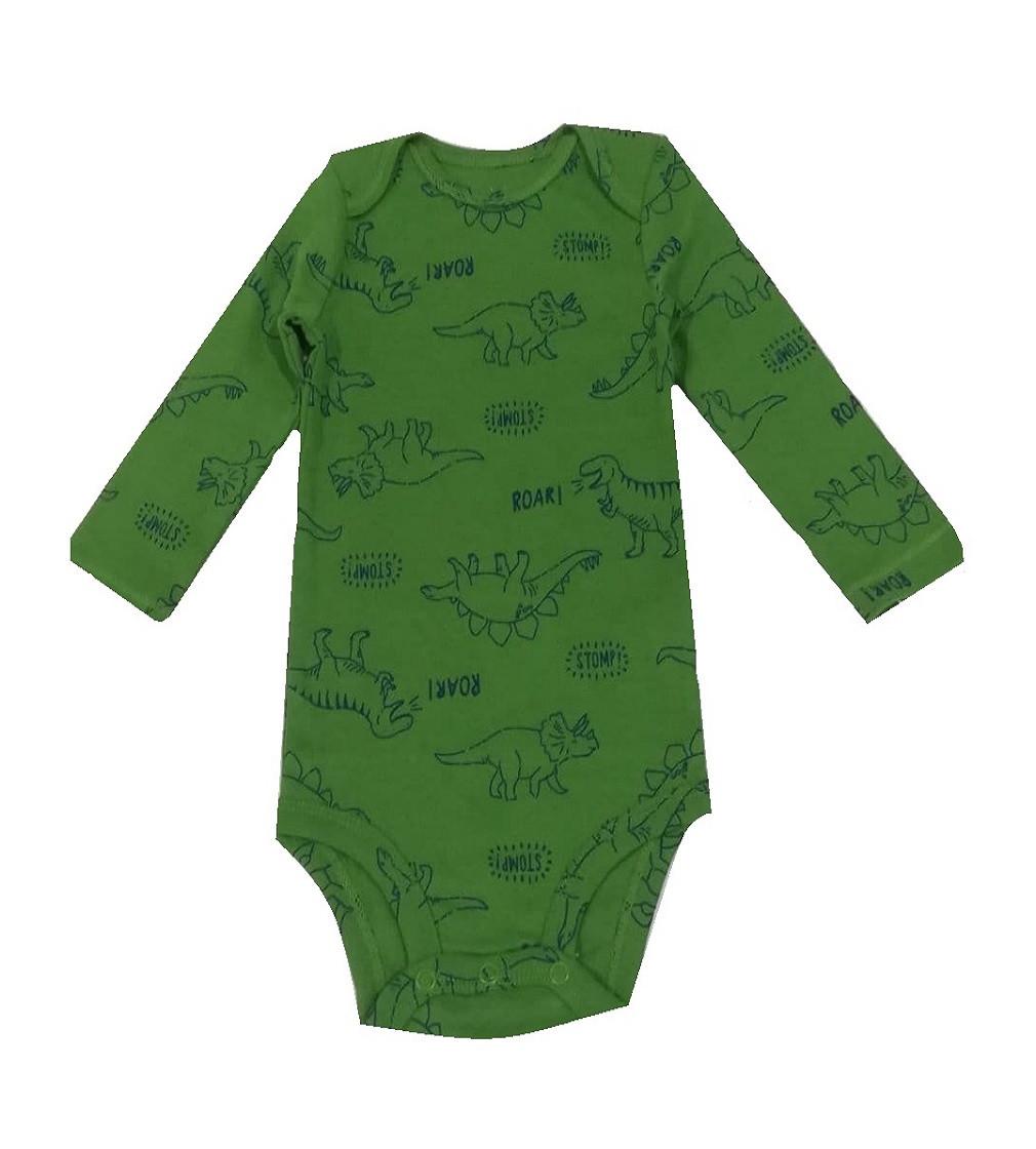 Купити Бодик Carters Green Dino - фото 1