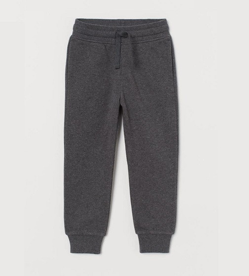 Купити Штани тонкі H&M joggers: Dark grey - фото 1