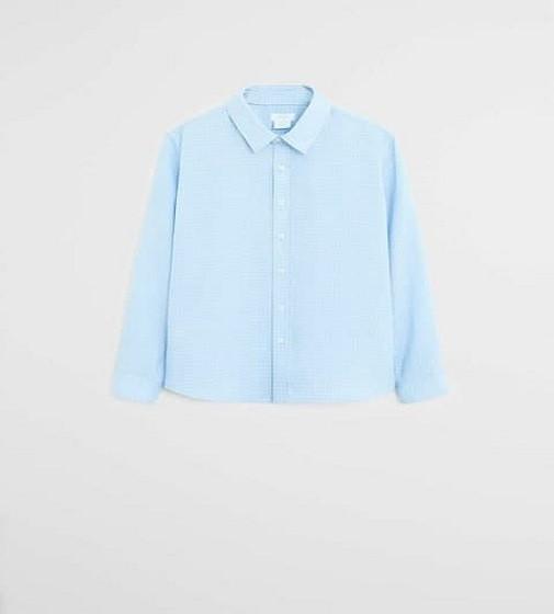 Купити Сорочка Lyocell linen shirt Mango (67045699) - фото 1