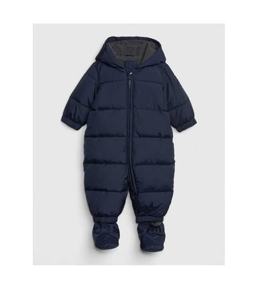 Купити Комбінезон  Baby ColdControl Ultra Max Snowsuit Gap (473862 dark blue) - фото 1