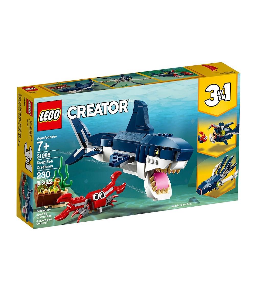 Купити Конструктор LEGO® Creator Мешканці морских глубин - фото 1