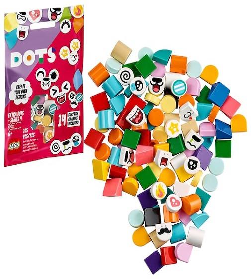 Купити LEGO® DOTS Додаткові елементи DOTS - випуск 4 - фото 1