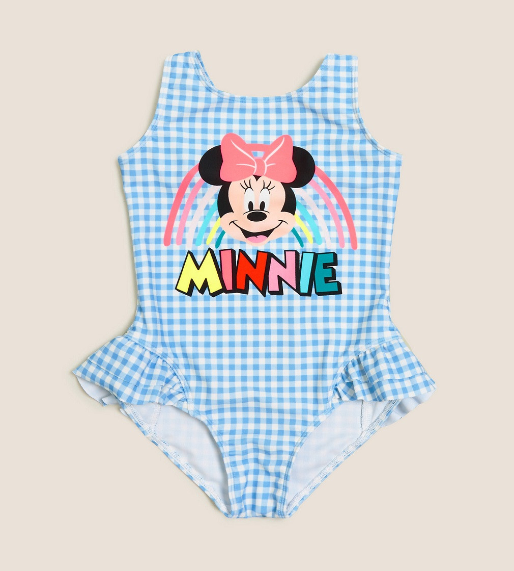 Купити Купальник M&S Minnie Mouse™ Blue Mix - фото 1