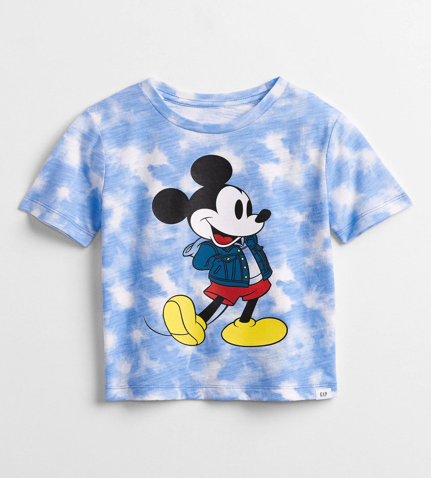 Купити Футболка Gap Disney Mickey Mouse blue tie dye - фото 1
