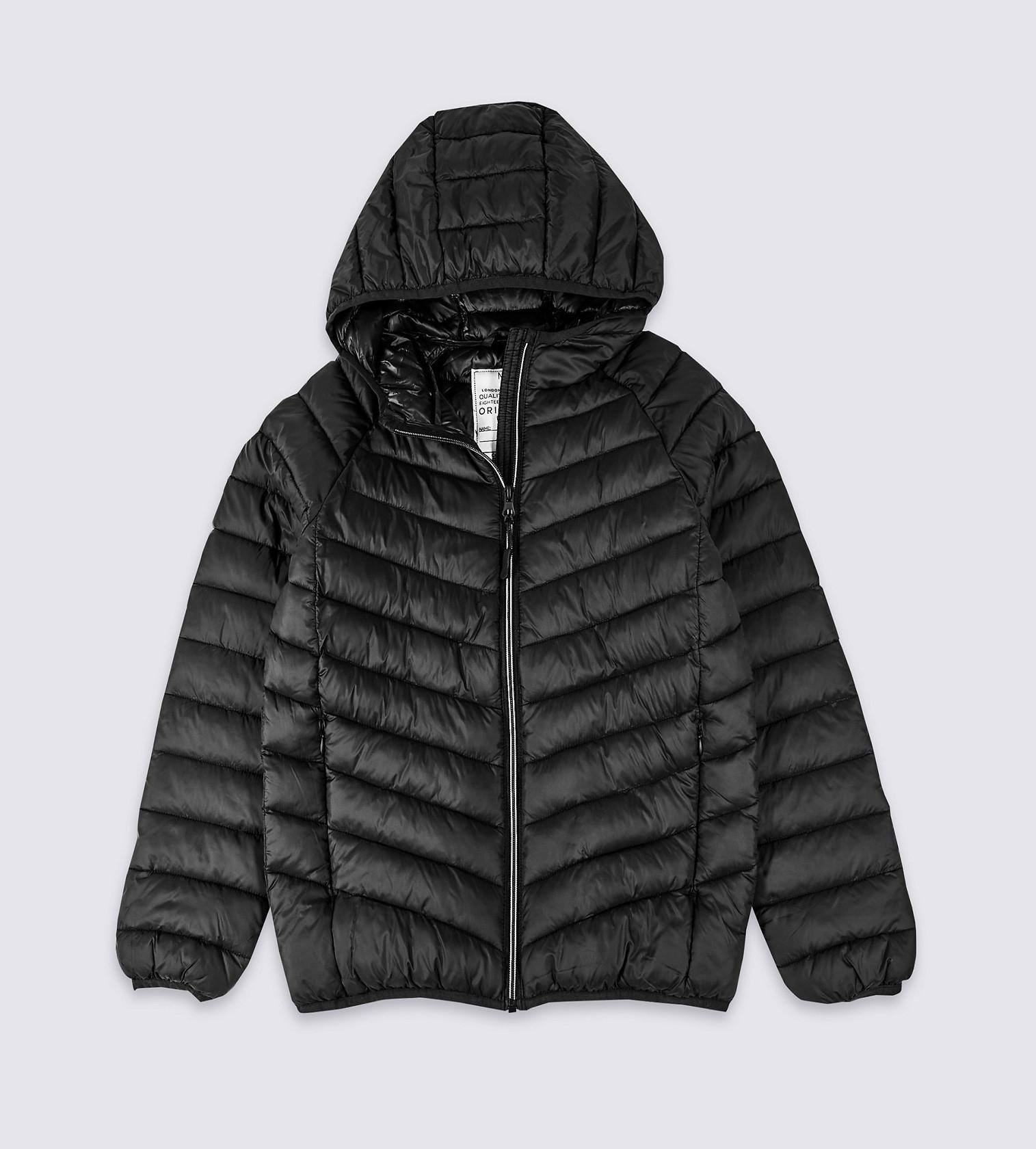 Купити Куртка легка M&S Черна - фото 1