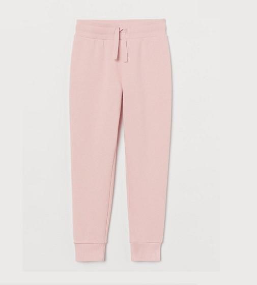 Купити Штани тонкі H&M joggers: Light pink - фото 1