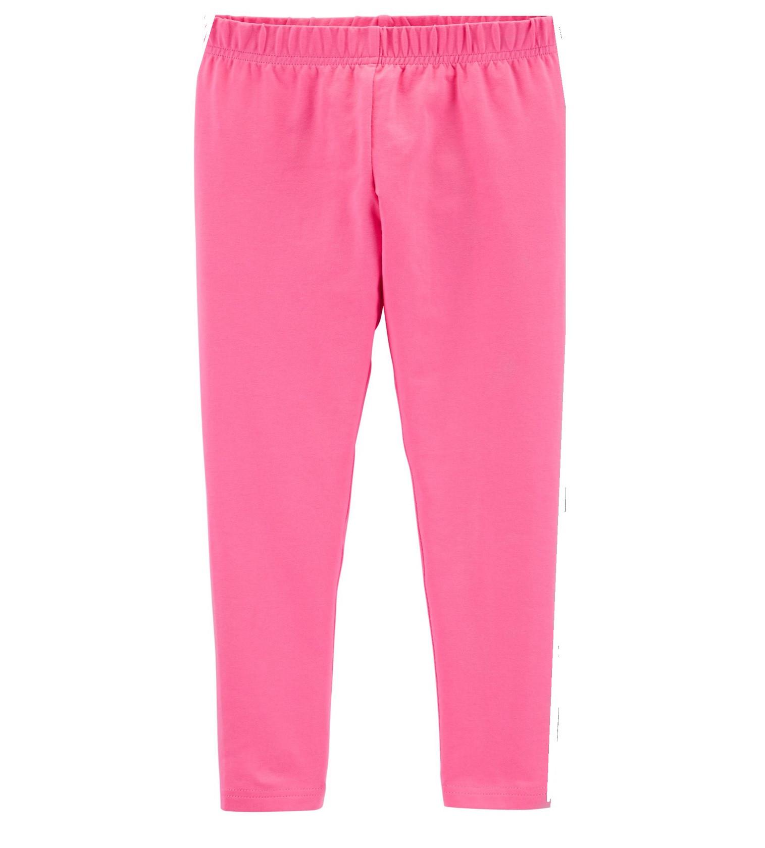Купити Леггінси Carters Pink однотонні - фото 1