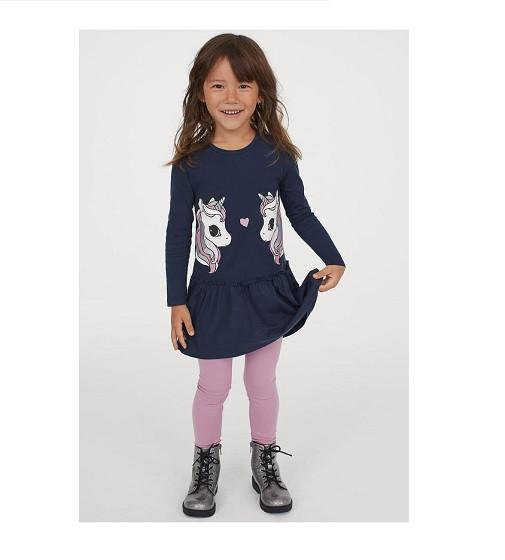 Купити Набір Jersey dress and leggings H&M (0761920004) - фото 1