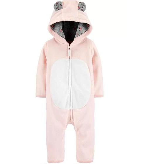 Купити Комбінезон флісовий Carters Hooded Bear Fleece: Multi - фото 1