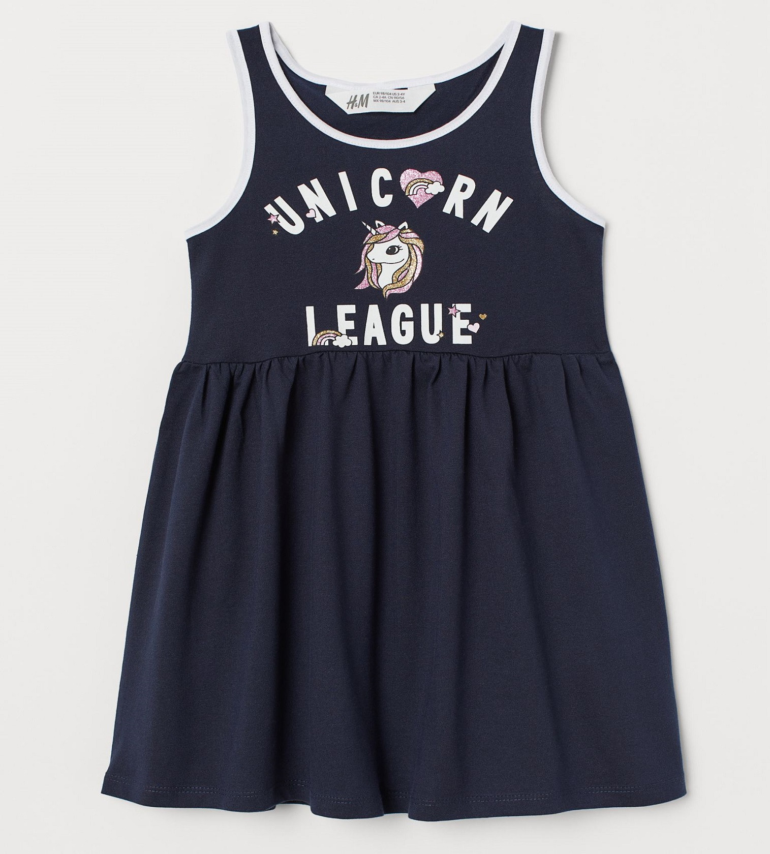 Купити Сарафан H&M Unicorn/navy - фото 1