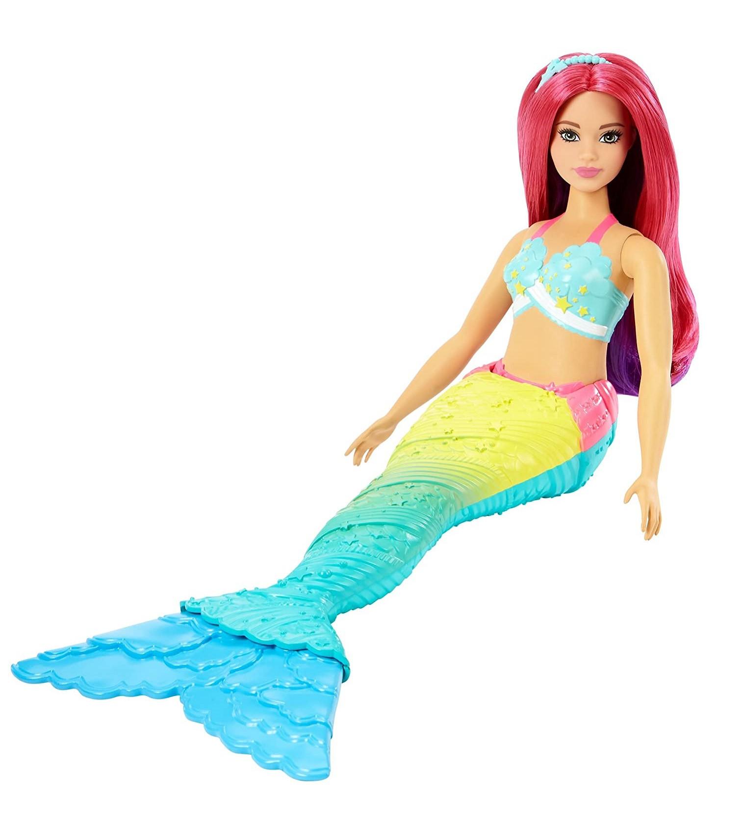 Купити Лялька Барбі Русалочка з серії Dreamtopia Barbie - фото 1