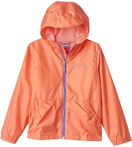 Купити Вітрівка Columbia Lightweight Solid Rain Oranje - фото 1