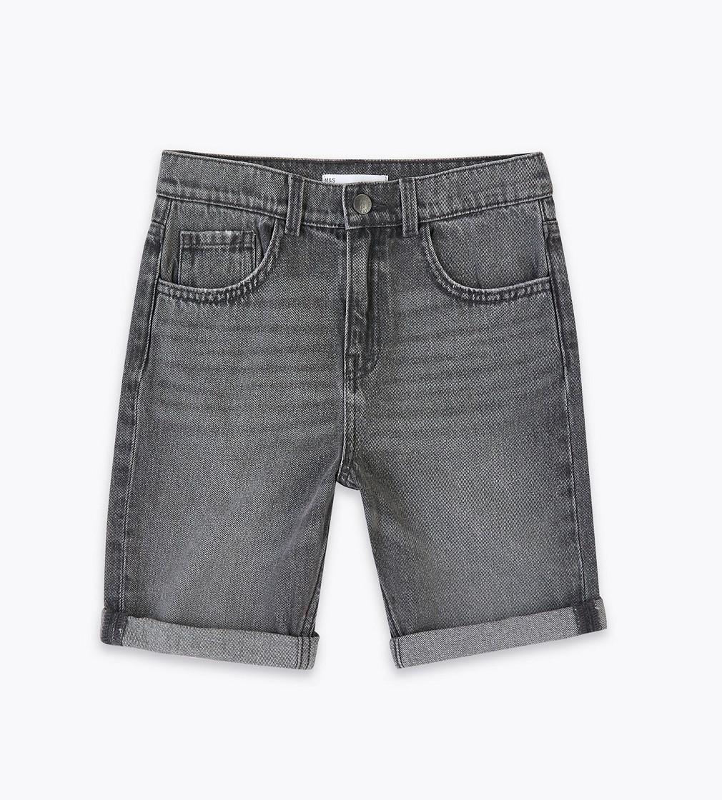 Купити Джинсові шорти M&S Grey - фото 1