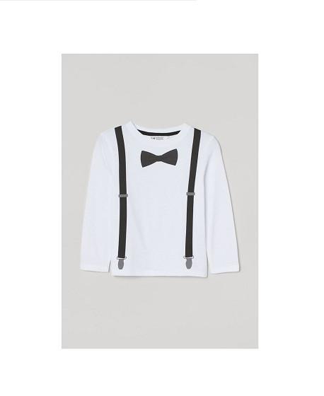 Купити Реглан Білий Джентельмен - фото 1