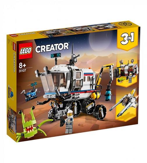 Купити LEGO® Creator 510 деталей Дослідницький планетоход 31107 - фото 1