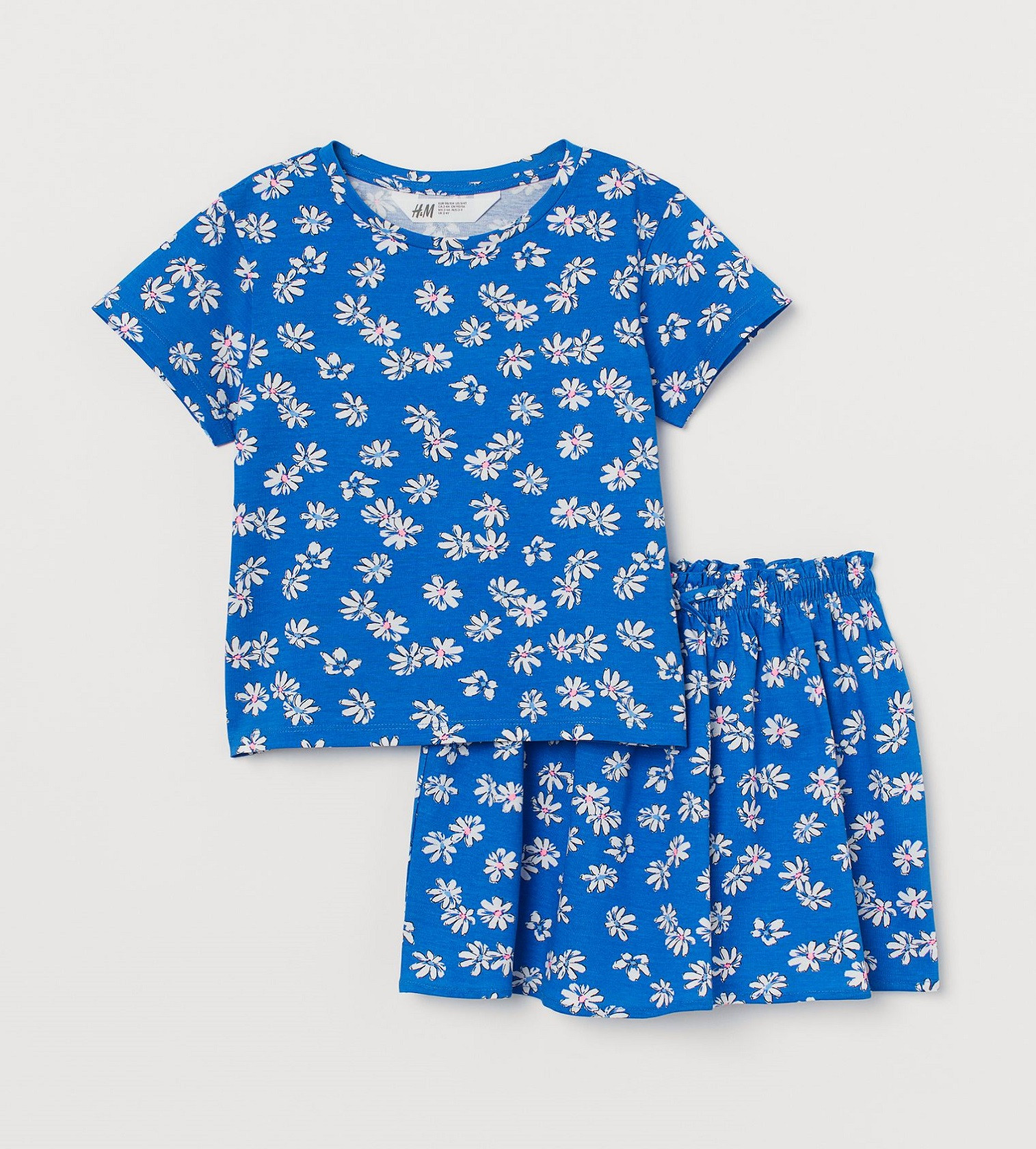 Купити Комплект H&M Blue/Floral - фото 1