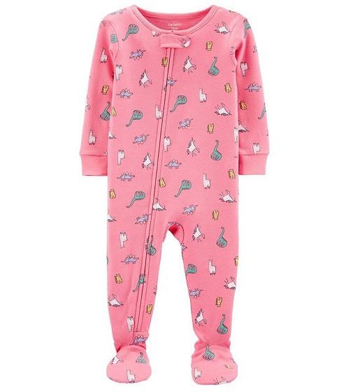Купити Сліп Бавовняний Carters Pink - фото 1