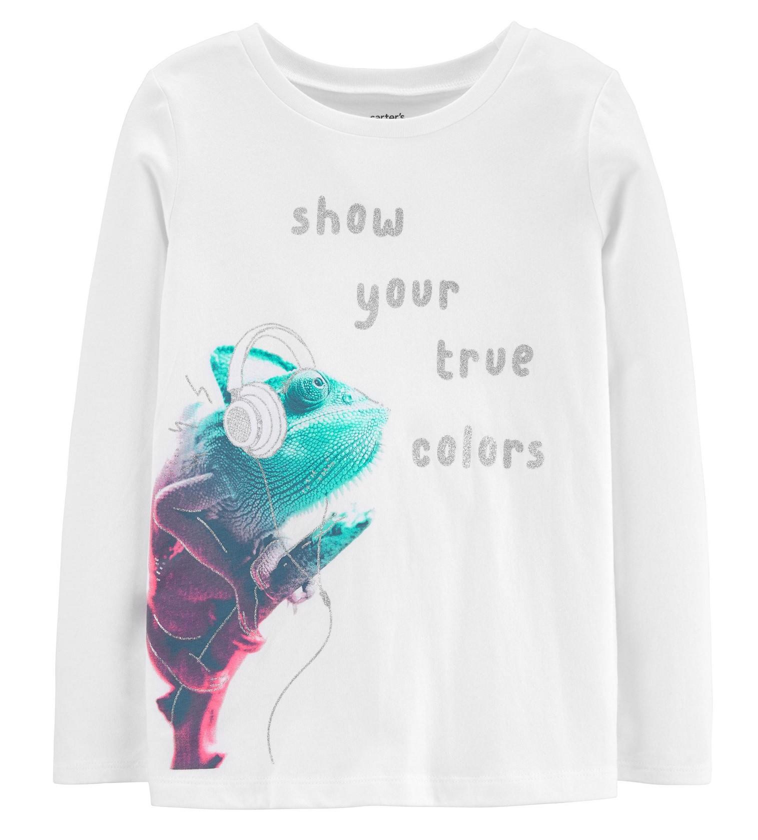 Купити Реглан Carters True Colors Iguana Ivory - фото 1