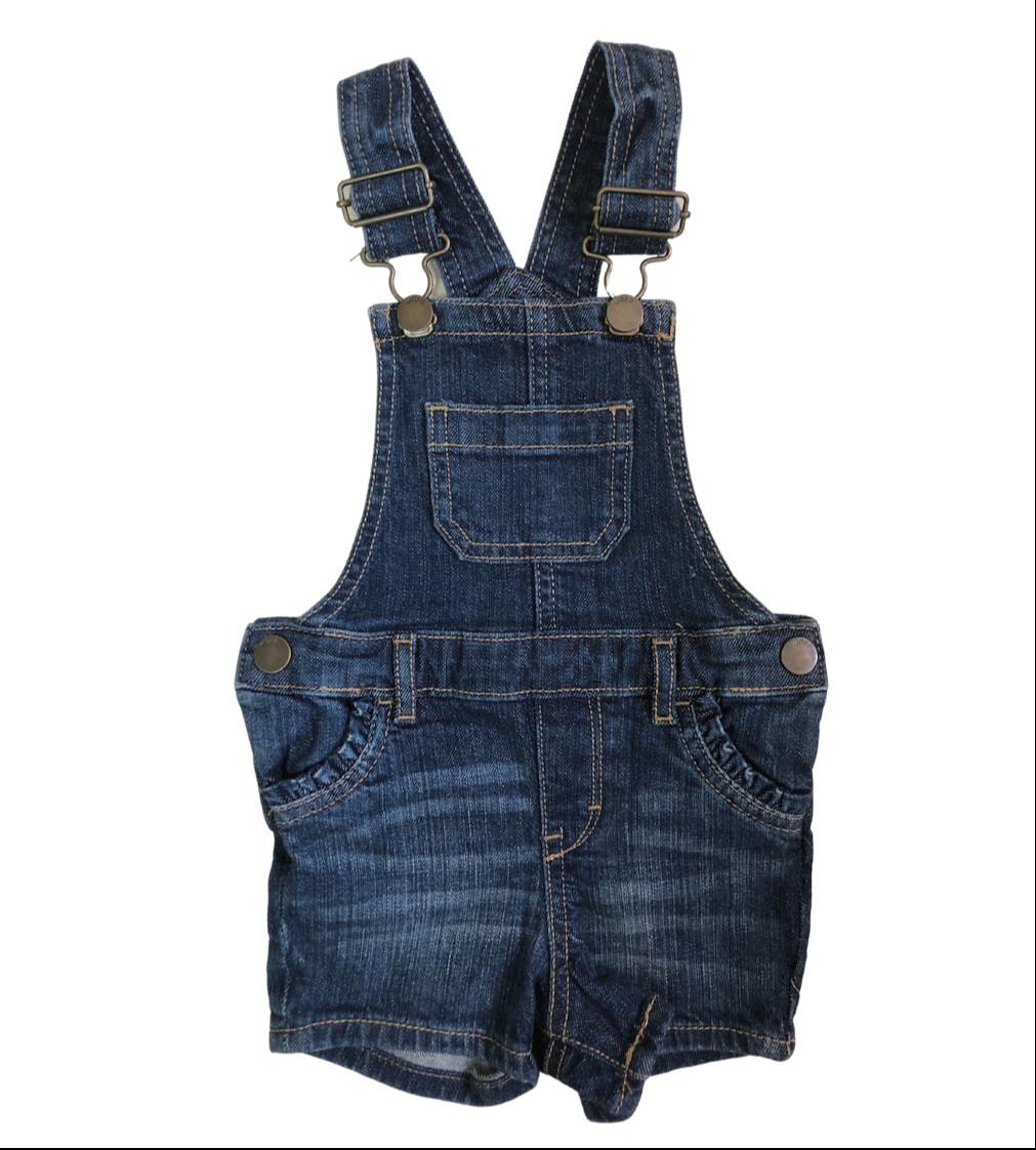 Купити Комбінезон джинсовий Gap Navy - фото 1