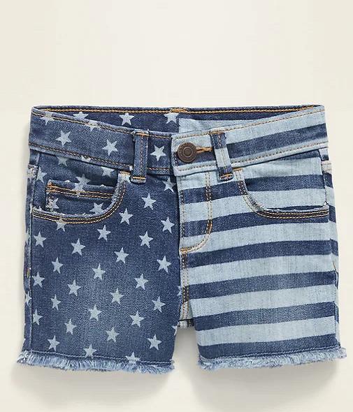 Купити Шорти джинсові Old Navy Зірки - фото 1