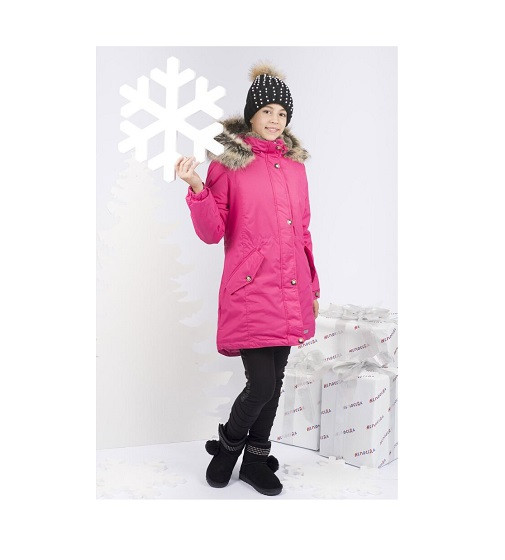 Купити Зимова куртка-парка ESTELLA Lenne (18671-261) - фото 1