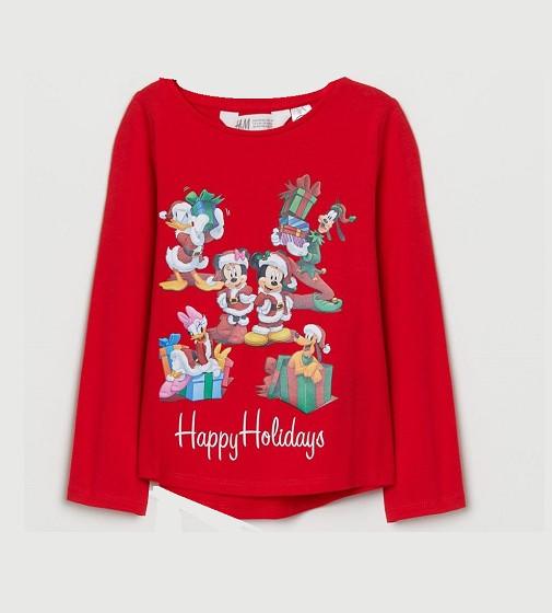 Купити Реглан H&M Червоний Мінні - фото 1