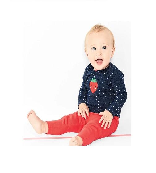 Купити Набір 3в1 Strawberry Little Character Set Carters (16627311) - фото 1
