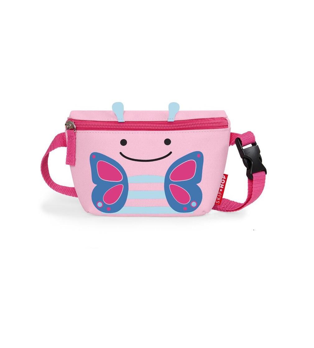 Купити Поясна сумка бананка Skip Hop Zoo Hip Pack Butterfly - фото 1
