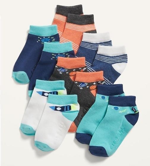 Купити Набір шкарпеток 6-Pack  Old Navy: Houston Rockets - фото 1