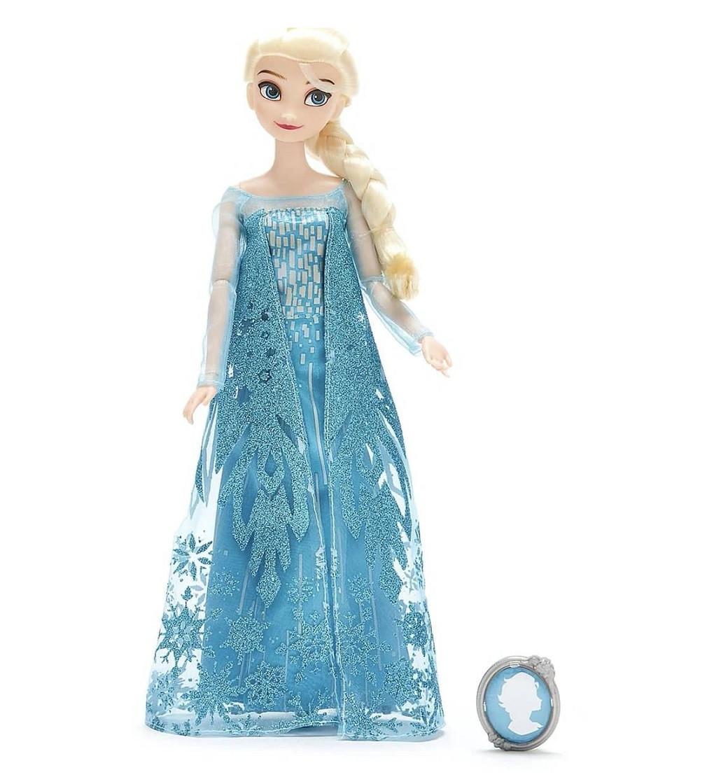 Купити Принцеса Єльза Лялька 29 см від Діснея  (Disney Princess Elsa) - фото 1