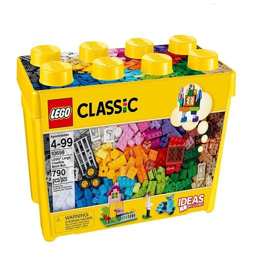 Купити LEGO CREATOR Large Creative Brick Box Велика креативна коробка - фото 1