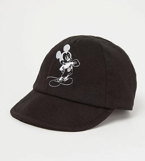 Купити Кепка George Disney Mickey Mouse Black - фото 1