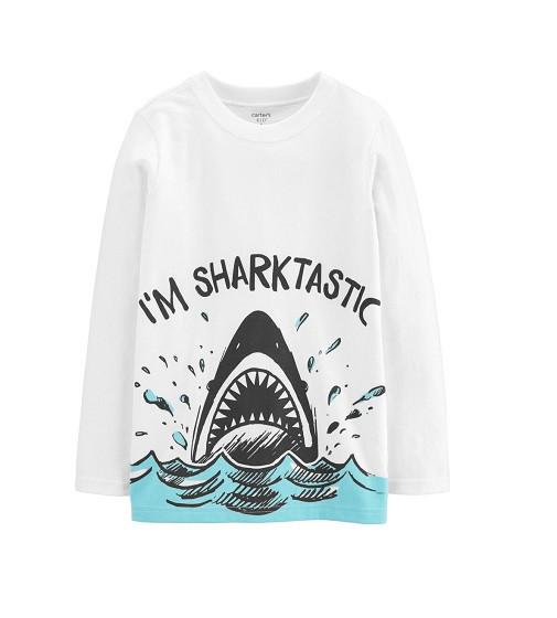 Купити Реглан Shark Jersey Tee Carters (3h948512) - фото 1