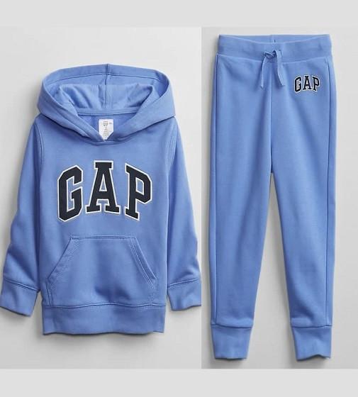 Купити Костюм на махрі Gap Logo: moore blue - фото 1