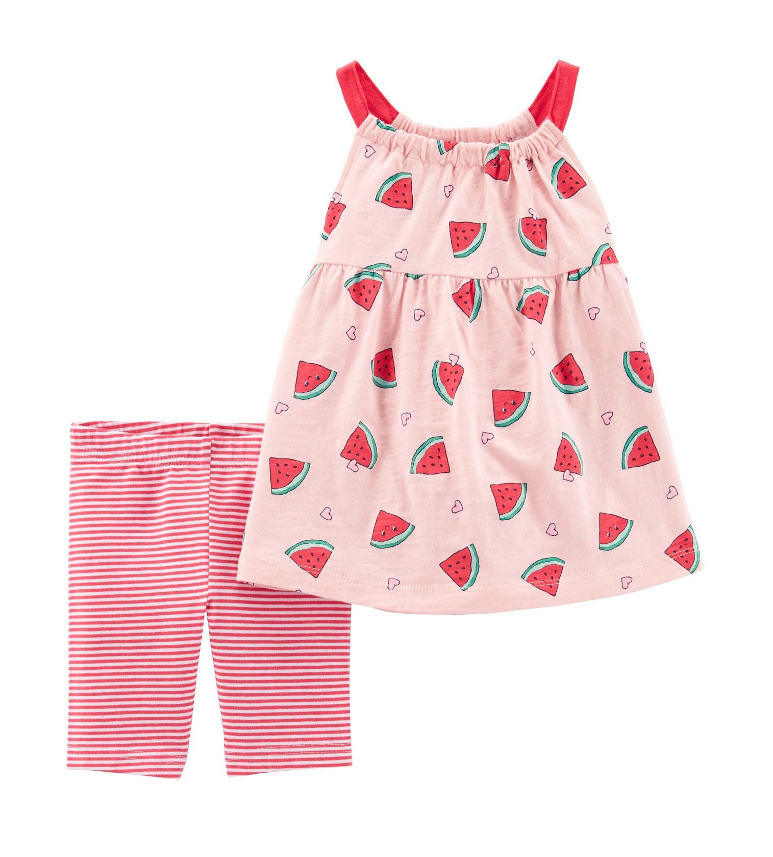 Купити Костюм Carters Watermelon Pink - фото 1