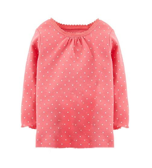 Купити Реглан Carters Pink dotted - фото 1