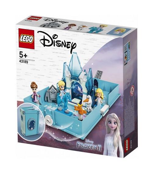 Купити Конструктор LEGO Disney Frozen Книга пригод Ельзи і НОКК - фото 1