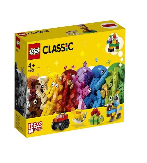 Купити Конструктор LEGO Classic Базовий набір кубиків 300 деталей (11002) - фото 1