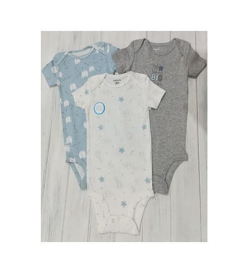 Купити Набір боді 3-Pack Short-Sleeve Original BodysuitsCarters (126h603) - фото 1